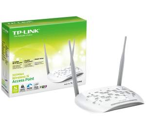 ACCESS POINT 300Mbps Repeater - TL-WA801ND